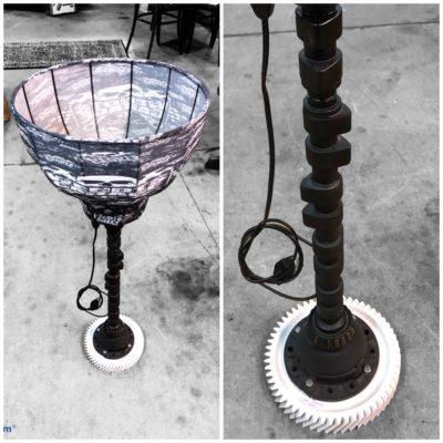 Lampe Arbre à cames